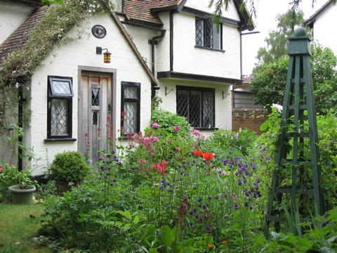 Walk house and garden