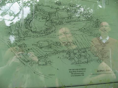 Walk explanatory map