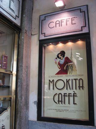 Mokita caffe