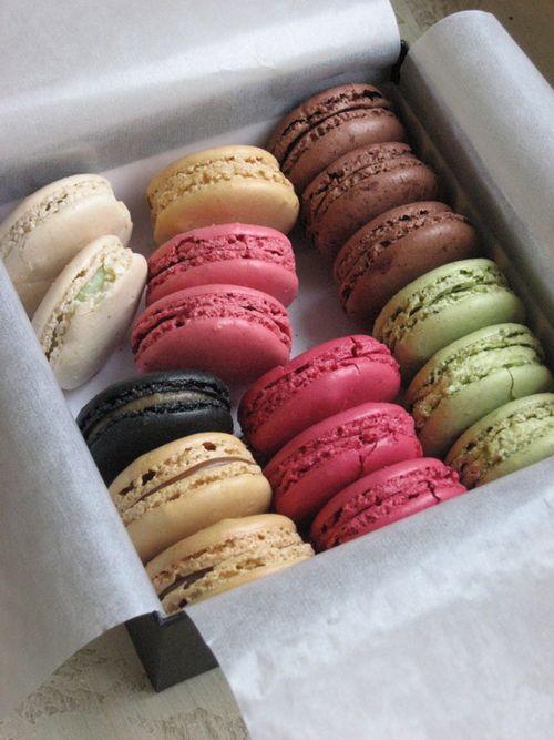 Macaron glory