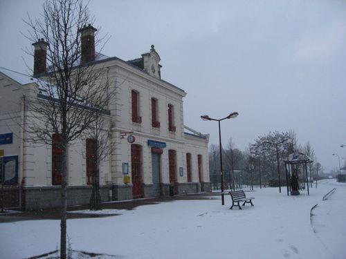 Gare de triel