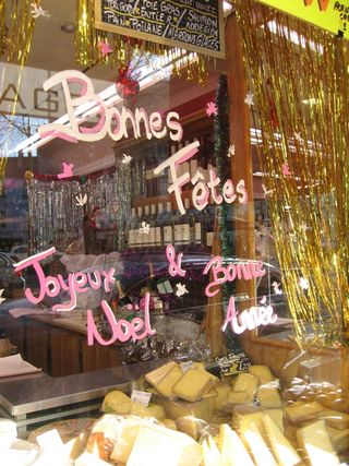 Bonnes fetes window